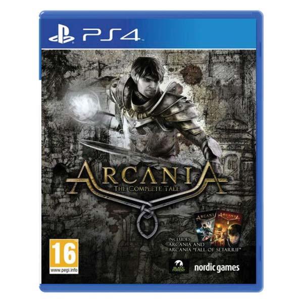Arcania (The Complete Tale) [PS4] - BAZÁR (použitý tovar)