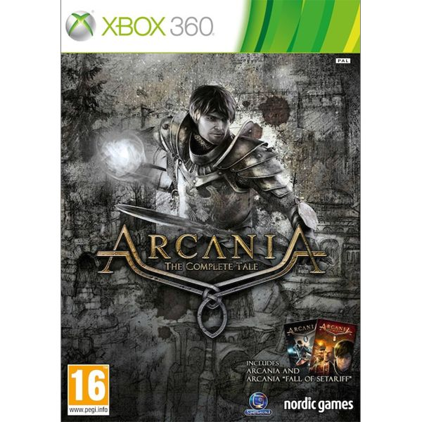 Arcania (The Complete Tale) [XBOX 360] - BAZÁR (použitý tovar)
