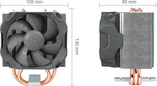 Arctic chladič CPU Freezer 12 CO ACFRE00030A