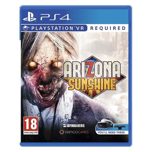 Arizona Sunshine [PS4] - BAZÁR (použitý tovar)