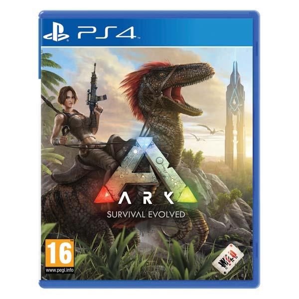 ARK: Survival Evolved [PS4] - BAZÁR (použitý tovar)