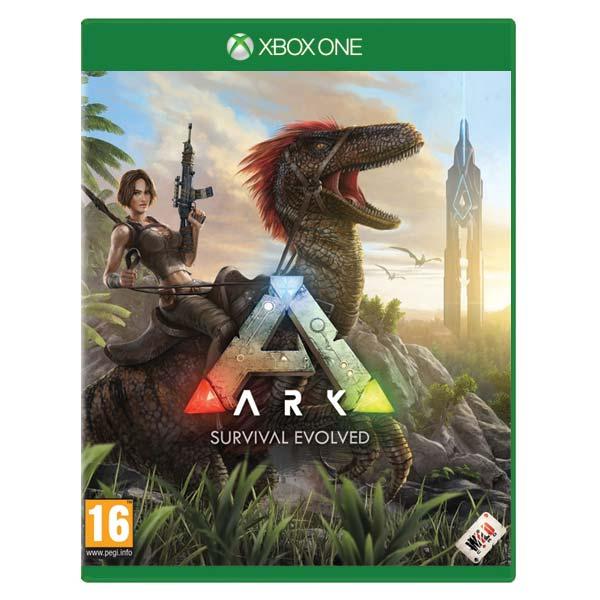 ARK: Survival Evolved [XBOX ONE] - BAZÁR (použitý tovar)