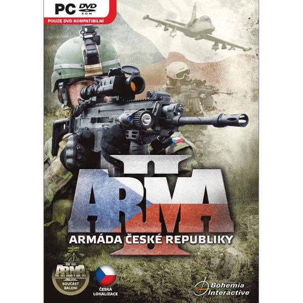 ArmA 2: Armáda Českej republiky CZ