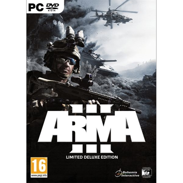 ARMA 3 (Limited Deluxe Edition) PC
