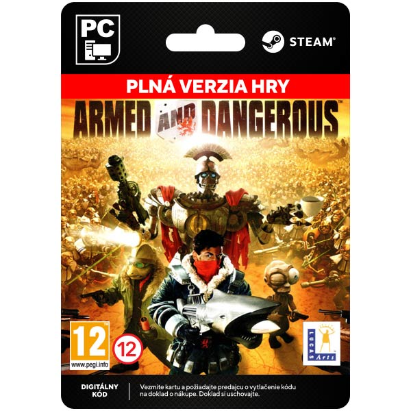 Armed and Dangerous [Steam]