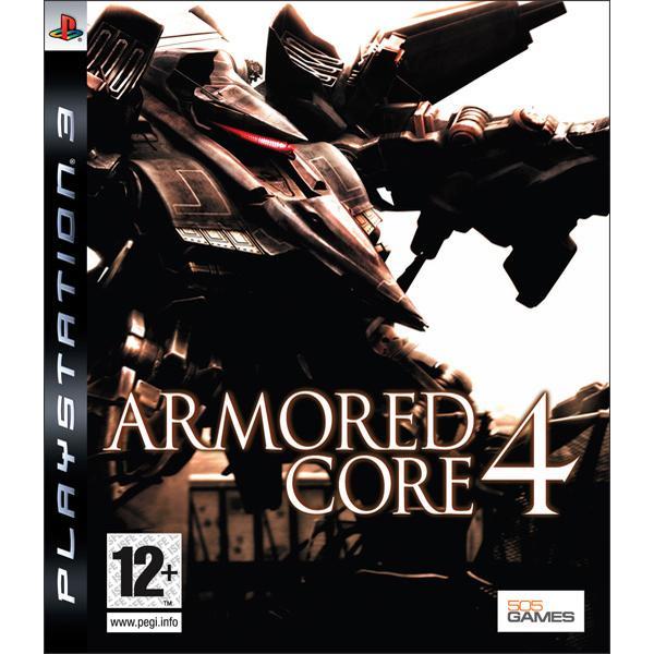 Armored Core 4 [PS3] - BAZÁR (použitý tovar)