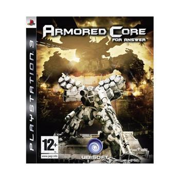Armored Core for Answer-PS3 - BAZÁR (použitý tovar)