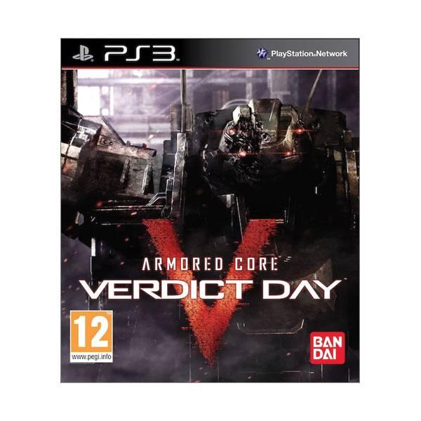 Armored Core: Verdict Day [PS3] - BAZÁR (použitý tovar)