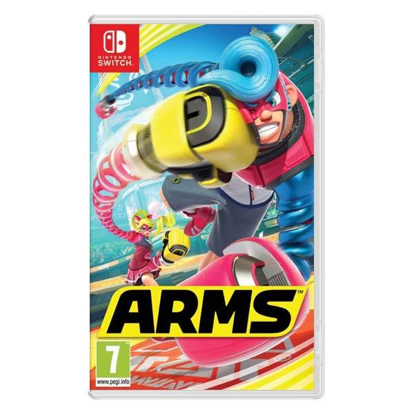 ARMS [NSW] - BAZÁR (použitý tovar)