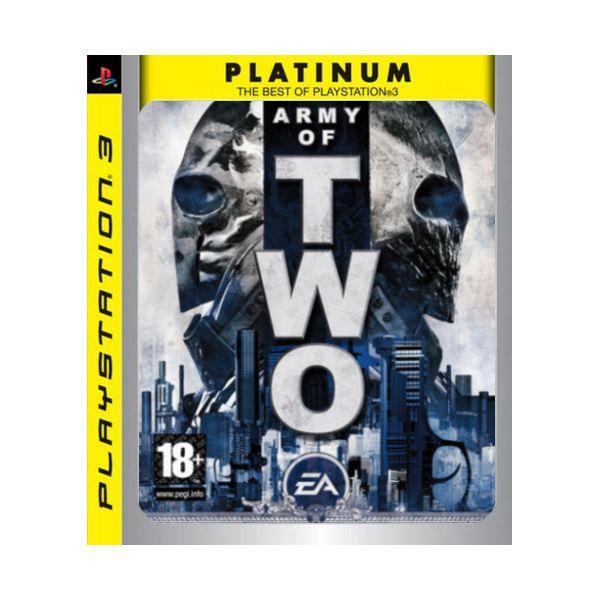 Army of Two PS3 - BAZÁR (použitý tovar)