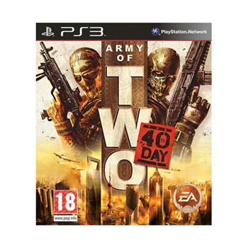 Army of Two: The 40th Day [PS3] - BAZÁR (použitý tovar)
