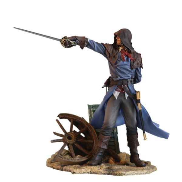 Arno: The Fearless Assassin (Assassin's Creed: Unity)