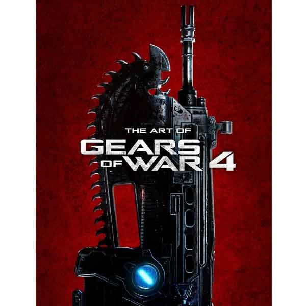 Art of Gears of War 4 komiks