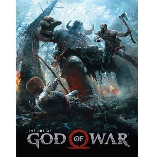 Art of God of War fantasy