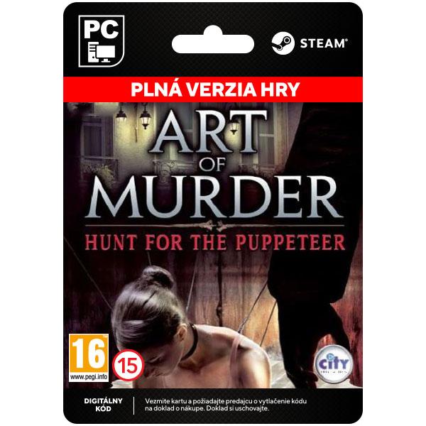 Art Of Murder: Hunt for the Puppeteer [Steam]
