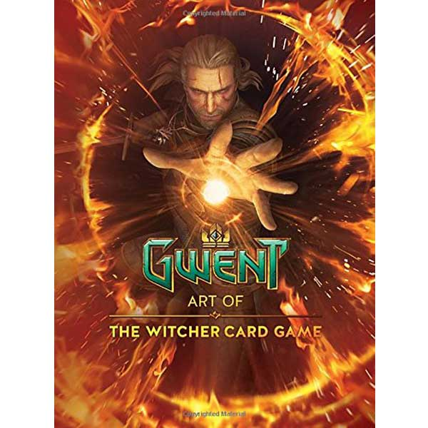 Art of the Witcher: Gwent Gallery Collection fantasy