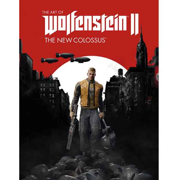 Art of Wolfenstein II: The New Colossus komiks