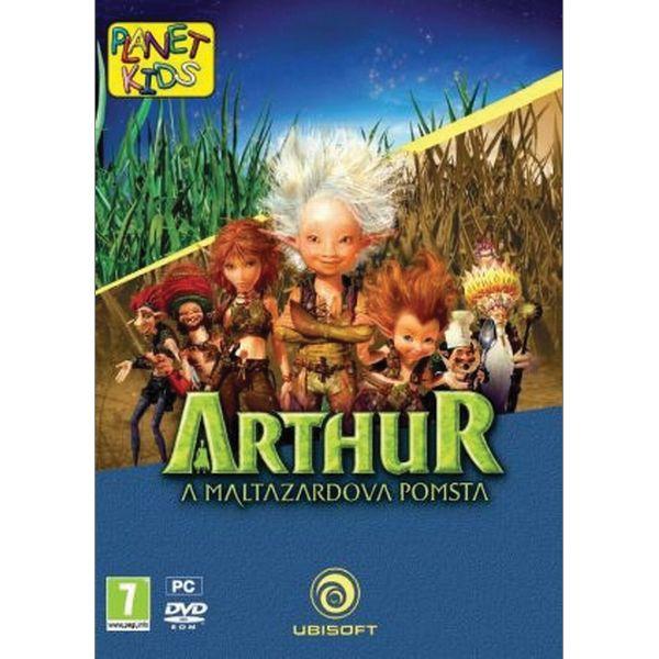 Arthur a Maltazardova Pomsta CZ