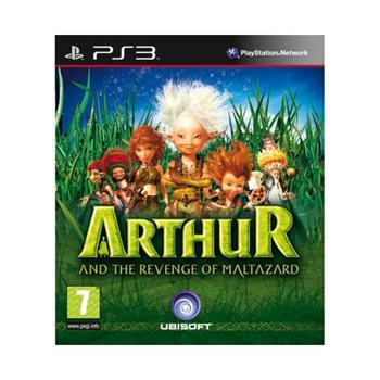 Arthur and the Revenge of Maltazard [PS3] - BAZÁR (použitý tovar)