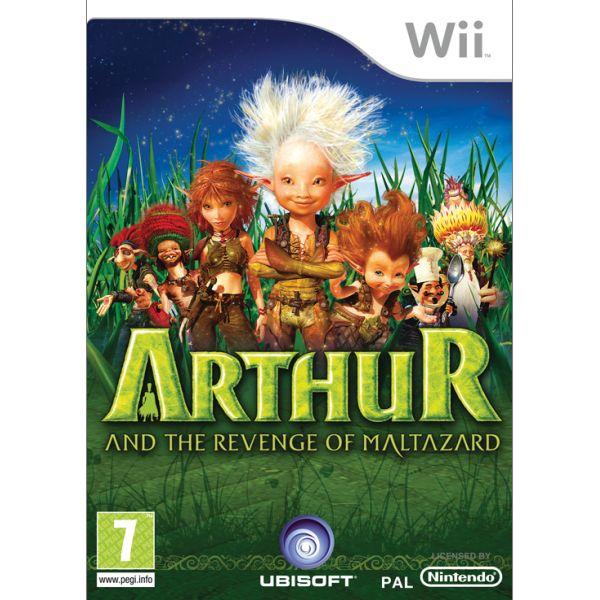 Arthur and the Revenge of Maltazard Wii