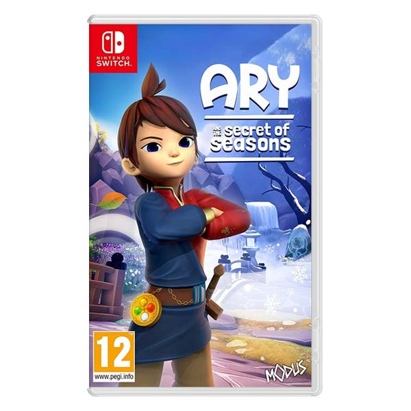 Ary and the Secret of Seasons NSW