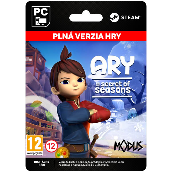 Ary and the Secret of Seasons [Steam]