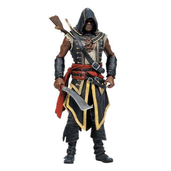 Assassin Adewale (Assassin's Creed 4: Black Flag)