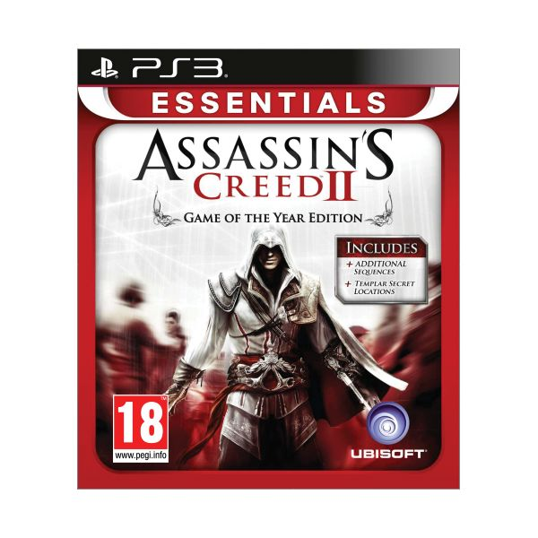 Assassin's Creed 2 (Game of the Year Edition) PS3