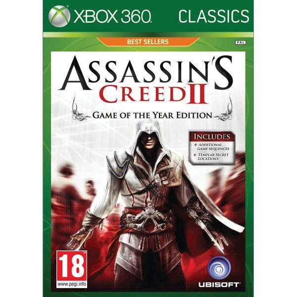 Assassin's Creed 2 (Game of the Year Edition)