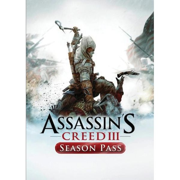 Assassin's Creed 3 Season Pass CZ