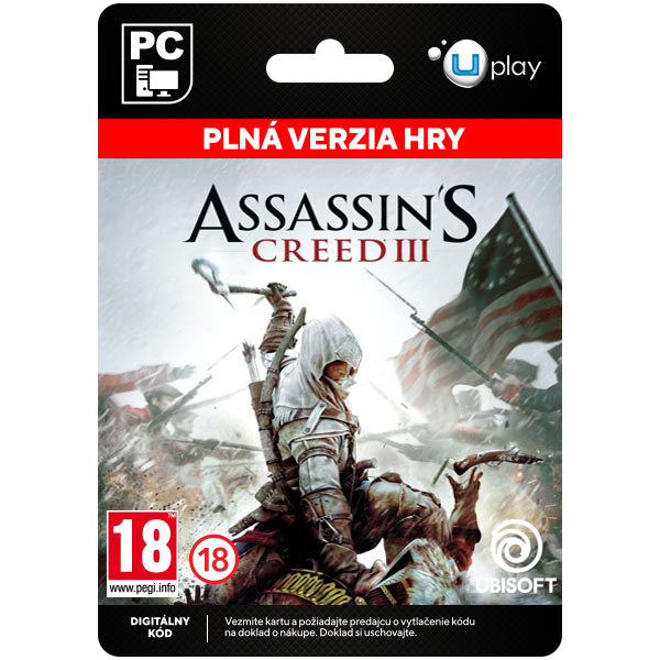Assassin's Creed 3 [Uplay]