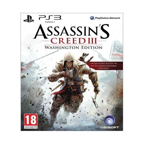 Assassin's Creed 3 (Washington Edition)