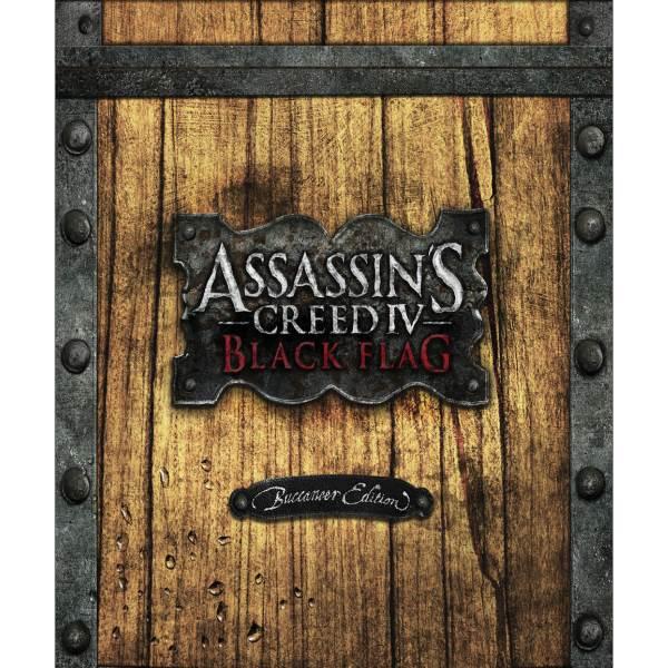 Assassin's Creed 4: Black Flag (Buccaneer Edition) [PS3] - BAZÁR (použitý tovar)