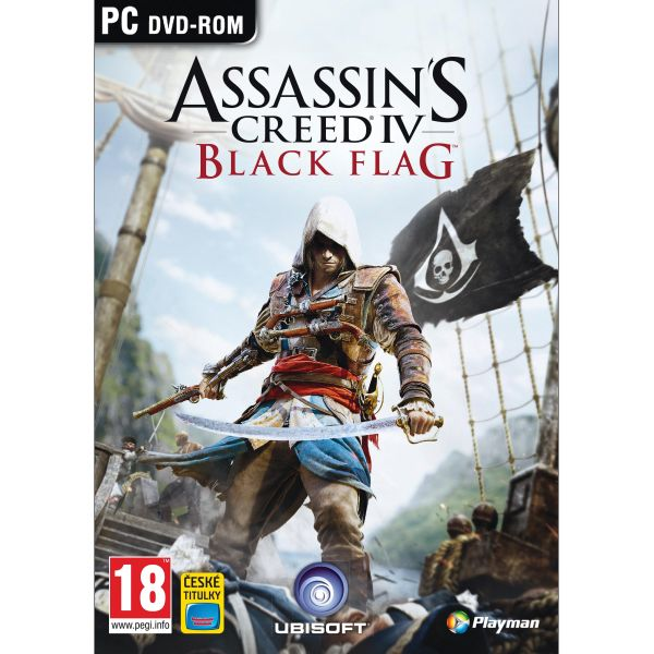 Assassin's Creed 4: Black Flag CZ