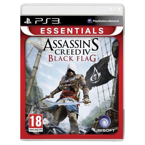 Assassin's Creed 4: Black Flag CZ PS3