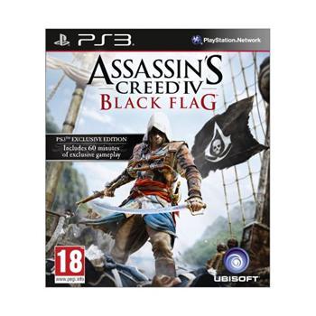 Assassin's Creed 4: Black Flag CZ [PS3] - BAZÁR (použitý tovar)