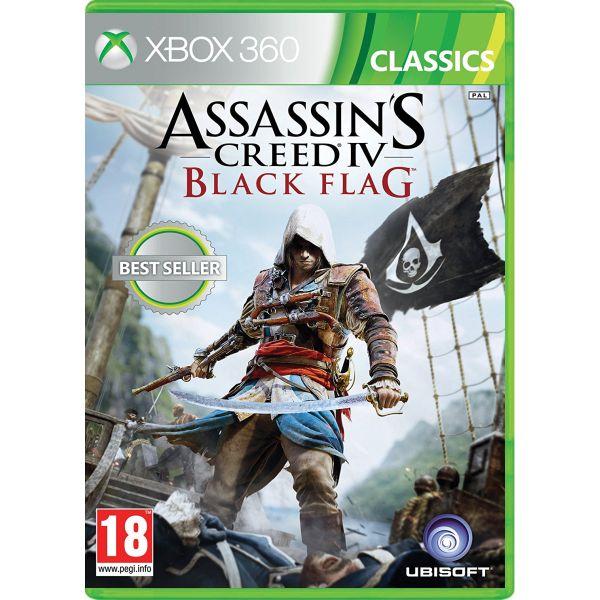 Assassin's Creed 4: Black Flag CZ XBOX 360