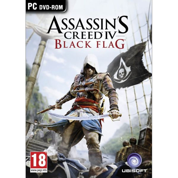 Assassin's Creed 4: Black Flag PC
