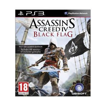 Assassin's Creed 4: Black Flag [PS3] - BAZÁR (použitý tovar)