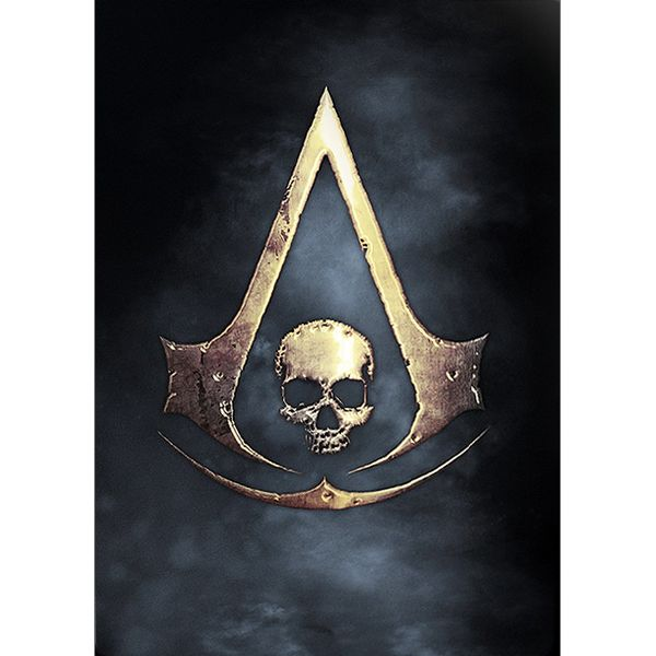 Assassin�s Creed 4: Black Flag (Skull Edition) [XBOX 360] - BAZ�R (pou�it� tovar)