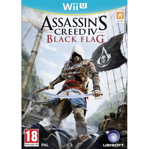 Assassin's Creed 4: Black Flag Wii U