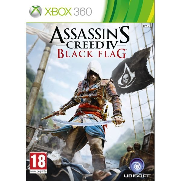Assassin's Creed 4: Black Flag XBOX 360