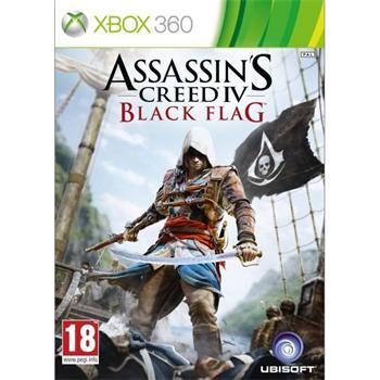Assassin's Creed 4: Black Flag [XBOX 360] - BAZÁR (použitý tovar)