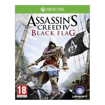 Assassin's Creed 4: Black Flag [XBOX ONE] - BAZÁR (použitý tovar)