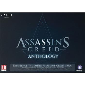 Assassin's Creed Anthology [PS3] - BAZÁR (použitý tovar)