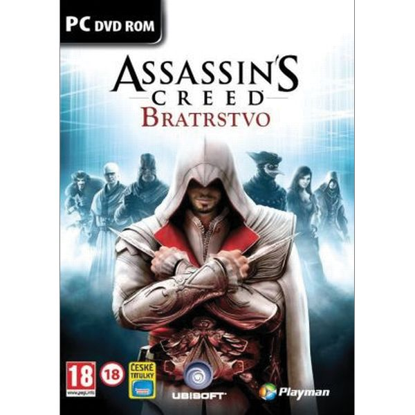 Assassin's Creed: Bratstvo CZ PC