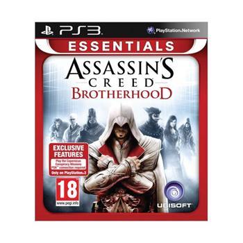 Assassin's Creed: Brotherhood-PS3 - BAZÁR (použitý tovar)