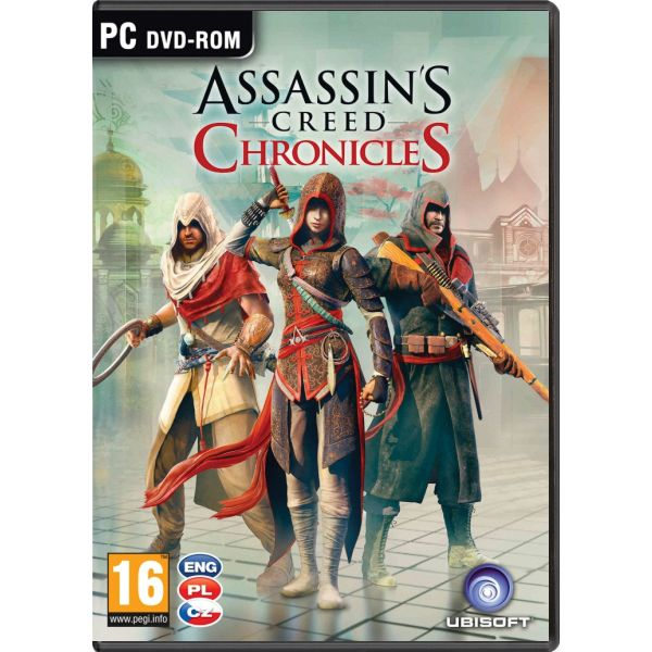 Assassin's Creed Chronicles CZ PC
