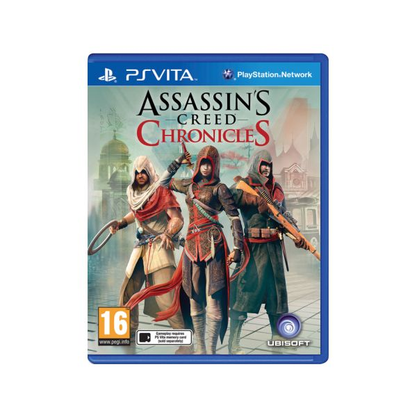 Assassin�s Creed Chronicles CZ