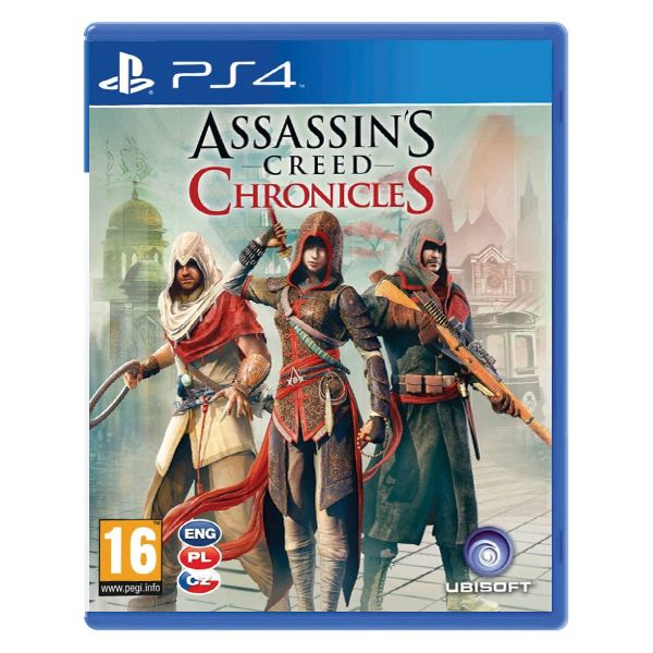 Assassin's Creed Chronicles CZ PS4